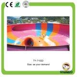 Corrediça de água da fibra de vidro do parque do Aqua e parque Euqipment da água para a venda