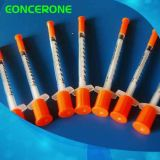 CE&ISO Approved를 가진 메마른 Disposable Insulin Syringes