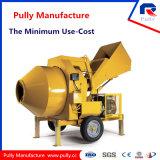 Pully Fabricación mezclador de cemento grande (JZM500B)