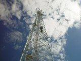 Tour en acier de télécommunication de GM/M de mobile de 3 pattes