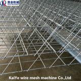 3D Machine van het Lassen van het Comité van de Muur