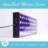 Het Programmeerbare LEIDENE van Aquasun van Eshine Licht van het Aquarium voor de Koralen Sps Lps van de Ertsader