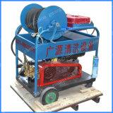 Tubo e máquinas de limpeza de Drenagem do Filtro de Alta Pressão