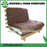 Домашняя мебель из дерева один складная кровать без матраса