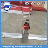Máquina de acabado de superficies lisas Plataforma de hormigón vibratoria de aluminio