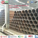 tubo dell'acciaio inossidabile 304 316321 347 Sch40 con Ce