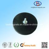 Beleuchtet überzogener Gummigreifer des Magnet-D66 für LED starken NdFeB Magnet-Potenziometer