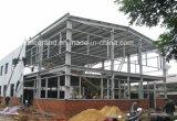 Die verschüttete Stahlkonstruktion/fabrizierte Stahlkonstruktion-Lager vor