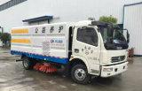 camion della spazzatrice di strada della macchina 8000L di pulizia di vuoto della via 8m3