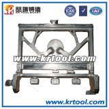 China-elektronische Kasten-Fabrik kundenspezifische Aluminiumlegierung Druckguss-Teile