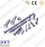 De Vierkante T-bout van uitstekende kwaliteit van het Roestvrij staal