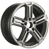 колесо реплики колеса сплава 17inch на принципиальная схема 2011 Cabriolet гольфа r VW