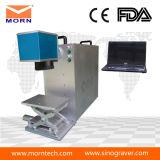 Mini máquina da marcação do laser do metal