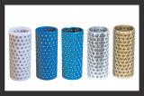Manga guia de rolamento de esferas para molde plástico (SUJ2 + liga de alumínio)