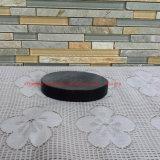 Черный мраморный держатель мыла /Stone тарелки мыла