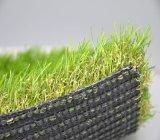 Al aire libre de mirada natural de hierba sintética del césped sintético (SS)