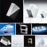 Cristal óptico Prism triangular de ángulo recto Prisma óptico