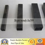 Tubo del cuadrado del acero suave con el mejor precio para las estructuras