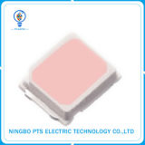 Alta calidad 60mA 0.2W 2835 SMD LED en color rojo