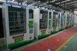 2017 Alta capacidad de bebidas frías automáticas Snack y máquina expendedora de bebidas con refrigeración