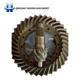 BS6155 7/37車ギヤ駆動機構車軸螺線形の斜めギヤ