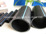 Zwarte 125mm Pn10 HDPE van de Druk Buis voor PE van de Watervoorziening ISO Pijp
