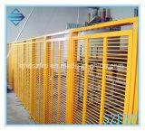 Le PRF de clôtures, Rail de produits en fibre de verre, clôture de l'équipement électrique