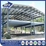 Piano basso due di alto livello struttura d'acciaio per la costruzione del workshop