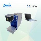 Горячая машина маркировки лазера волокна сбывания 20W для материалов металла (DW-F20W)
