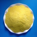 Het lichtgele Chloride van het Aluminium van het Poeder Polydie voor de Behandeling van het Water van het Afval wordt gebruikt