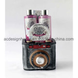 Vente chaude populaires Gel douche spa Bain moussant Body Lotion Gift Set dans le conteneur en forme de caméra