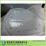 Los paneles de pared de la ducha 8-19mm vidrio templado transparente con CCC / Certificados SGS