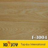 Pisos de PVC plástico madera Madera Loo (F-3004)