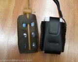 Étui en cuir de téléphone mobile (F005)