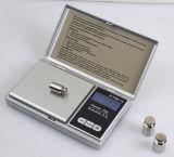 Báscula de bolsillo (joyería Escala) - (CS)