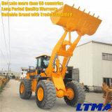 構築機械装置競争価格の6トンの車輪のローダー