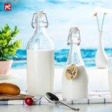 Heet verkoop de Flessen van het Glas voor Olie of Melk