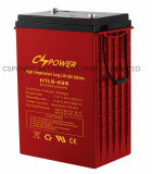VRLA電池6V 420ahの深いサイクルのゲル電池Htl6-420