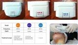 5 enrugamentos portáteis focalizados Hifu Coreia do levantamento de face do ultra-som da intensidade elevada de Hifu dos cartuchos anti