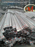 201, tubo material del acero inoxidable 304