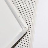 Los materiales de construcción de techo de aluminio perforado