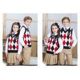 Ponticello puro unisex del cotone di valore eccezionale dell'allievo della fortificazione dell'uniforme scolastico