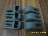 Piezas de goma plásticas del silicón con trabajar a máquina del CNC