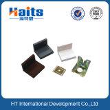 家具のハードウェアのためのプラスチックL形のキャビネットのハンガー