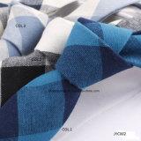 Cravate en jacquard pour cravate en lin décontractée pour homme