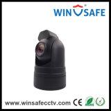 Mini IP van de Koepel van het Voertuig PTZ van de Hoge snelheid van de Camera Camera