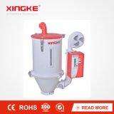 carregador material do secador do funil do aquecimento do animal de estimação plástico da máquina 50kg