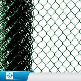 50X50mm 100X100mm Galvanized/PVC 메시 Wier 또는 체인 연결 담 또는 검술