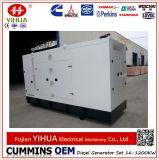 тепловозный генератор энергии 16-200kw с Чумминс Енгине
