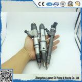 Erikc 0445 120 113 Boschのごまかしのための共通の柵の燃料噴射装置のCummins 3949619/R5086894AA/R8004082AAの油ポンプの注入器0445120113